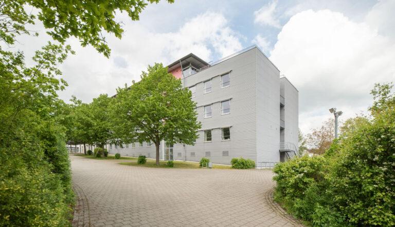 Karla-Raveh-Gesamtschule Hauptgebäude Lemgo
