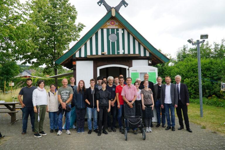 Backhaus der KRG feierlich eingeweiht