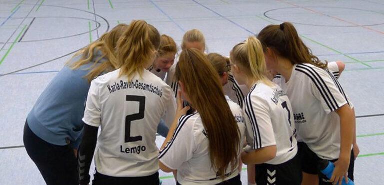 Handball Kreismeisterschaft 2018 – Sieg der KRG Mädchen in der WK I