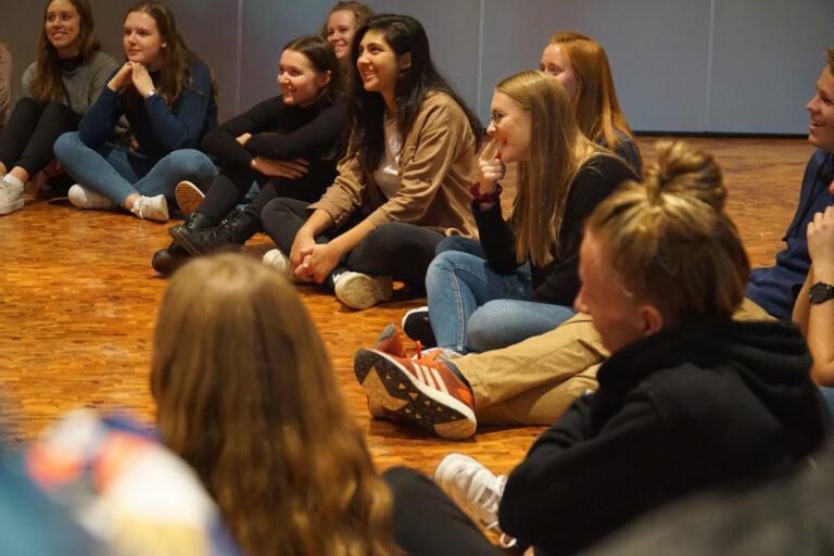 Shakespeare Workshop am 24 September 2019